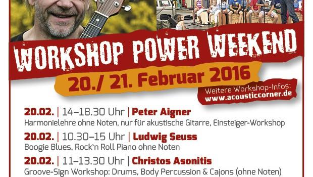 Groove Workshops
