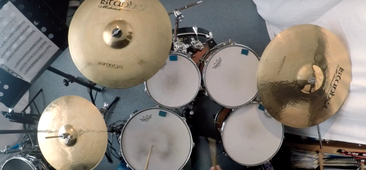 Transcription Video on Roy Haynes Trade 12's