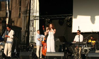 European Music Day, Town Hall Square Athens, GR