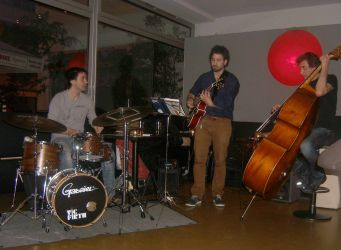 Cafe Blue, DE