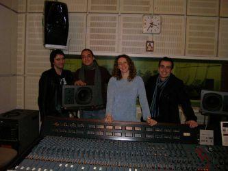 Recording @ Hellenic Radio, GR
